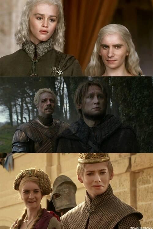 Khaleesi caps