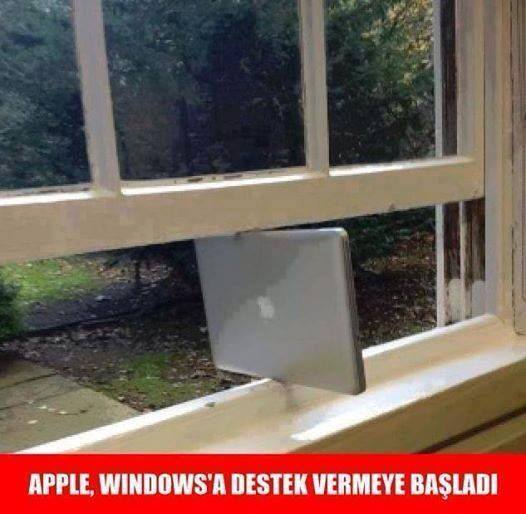apple windows