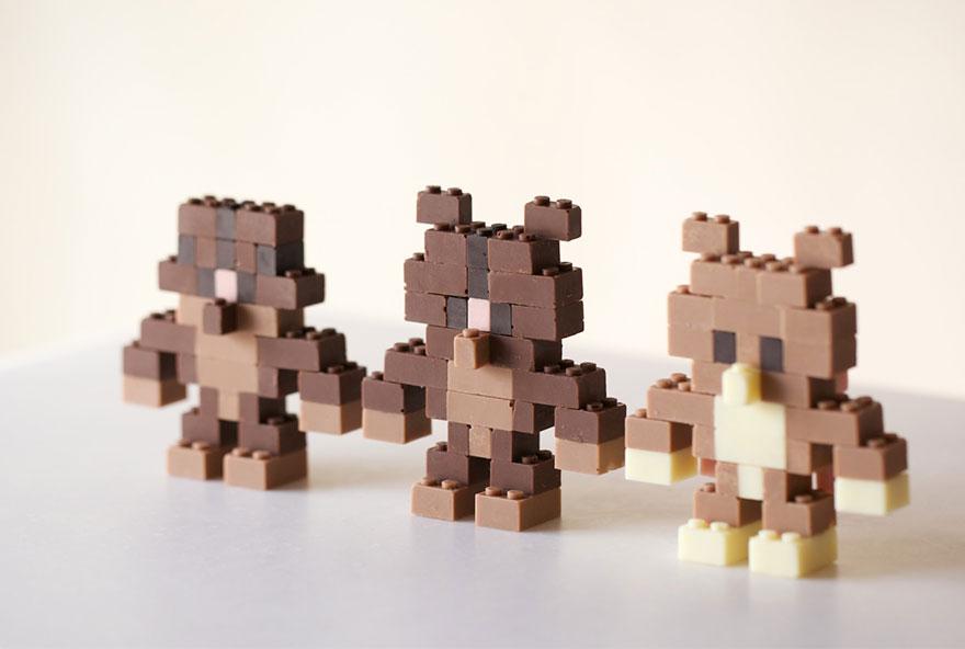 lego çikolata