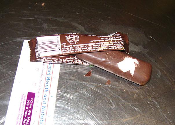 Çikolata kaplı Methamphetamine
