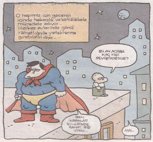 Özer Aydoğan Süpermen