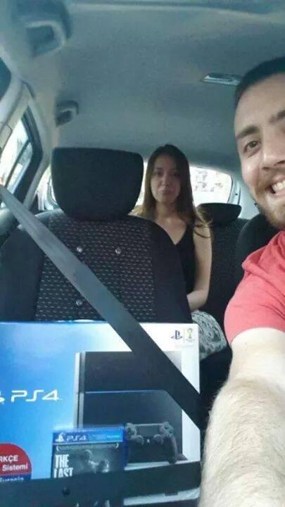 Sevgili-Playstation4