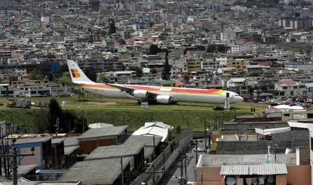 Congonhas Havalimanı, Brezilya