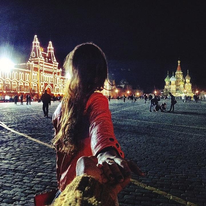 Fotoğrafçının kız arkadaşı 5