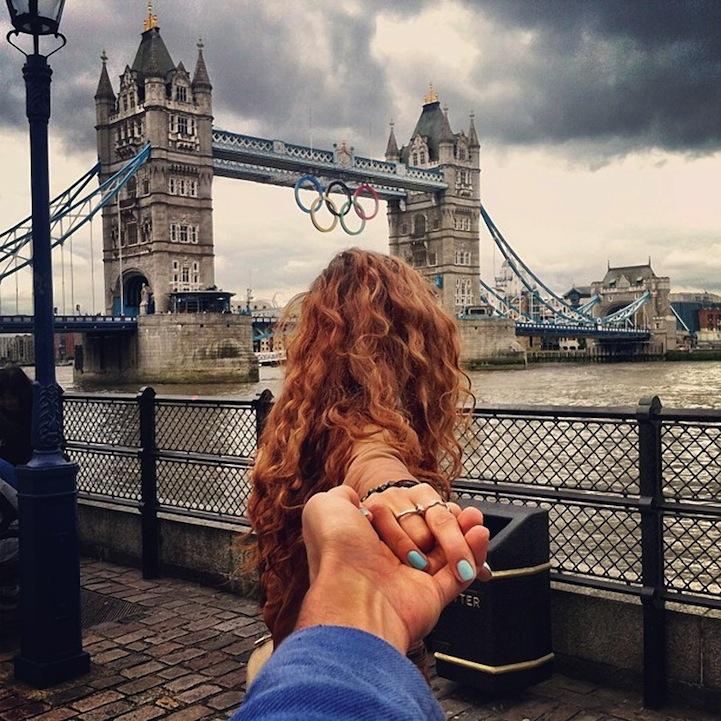 Fotoğrafçının kız arkadaşı 8