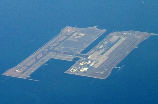 Kansai Uluslararası Havalimaı, Japonya