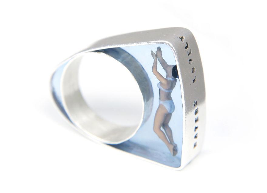 Yüzücü Yüzüğü