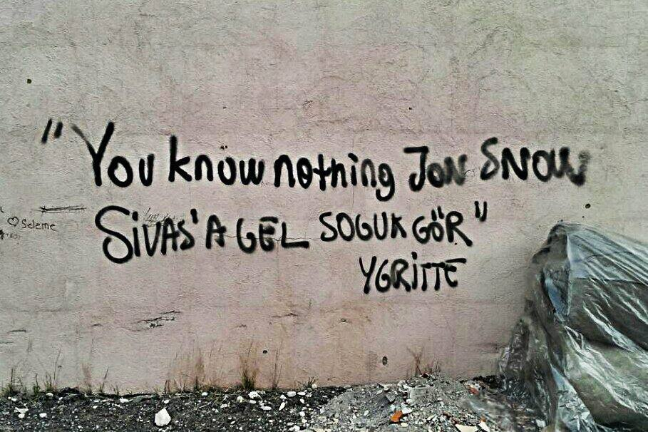 You know nothing Jon Snow-1
