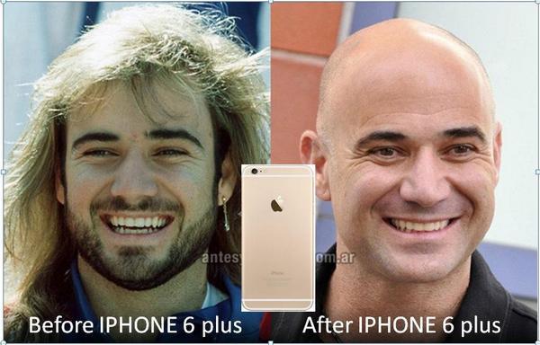 iphone 6 dan önce