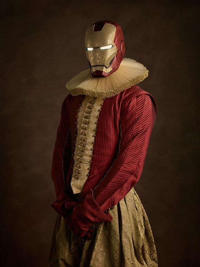 Iron man - Elizabeth Dönemi