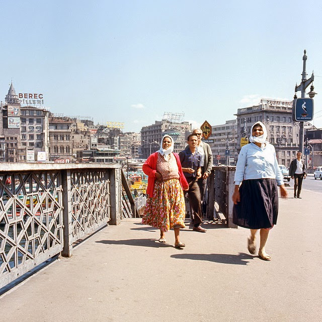 1971 Türkiye'sinden fotoğraflar14