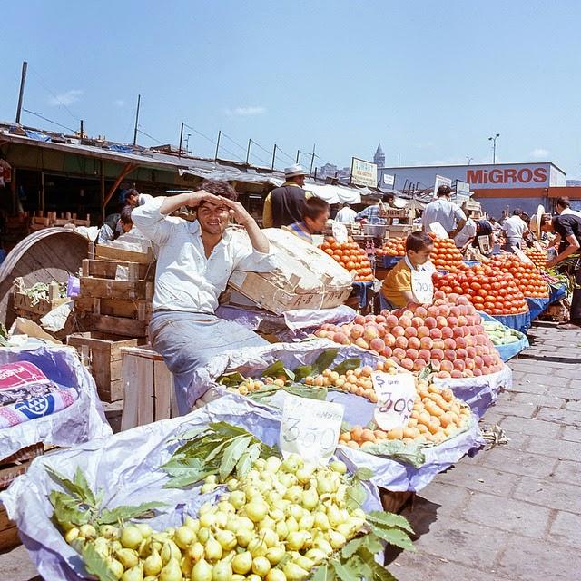1971 Türkiye'sinden fotoğraflar15