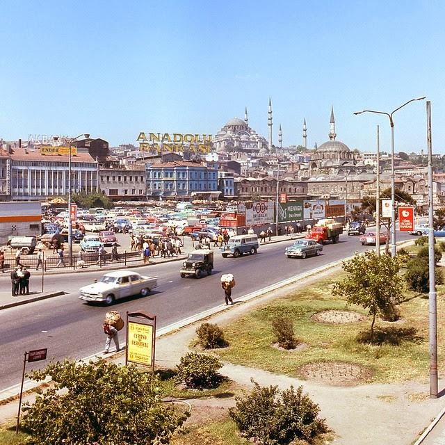 1971 Türkiye'sinden fotoğraflar9