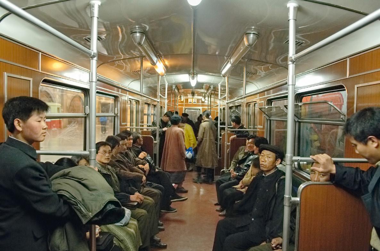 Kuzey Kore Metro