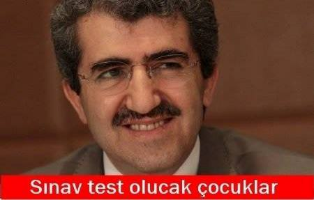 Sınav-Test-Olacak