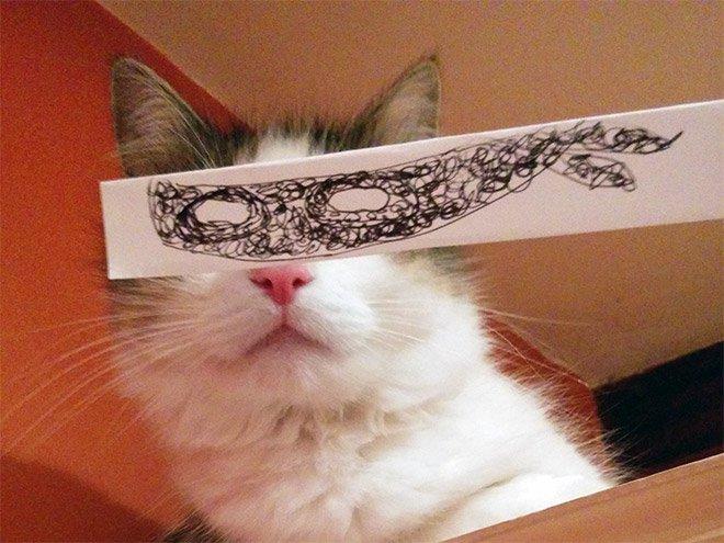 kedi gözleri çizim10
