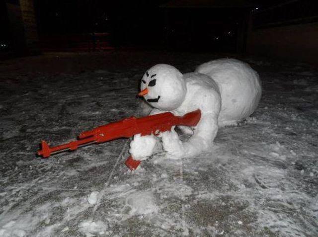 İlginç kardan adamlar15