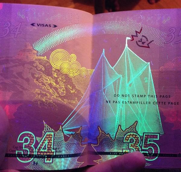 Kanada Pasaportu51543