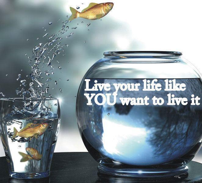 hayatını yaşa