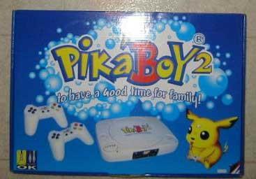 Pikachu - Pikhaboy