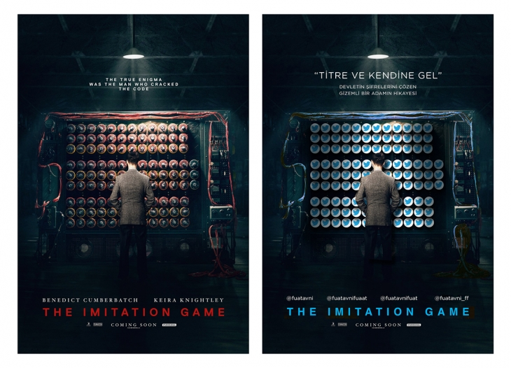 The Imitation Game Türkçe