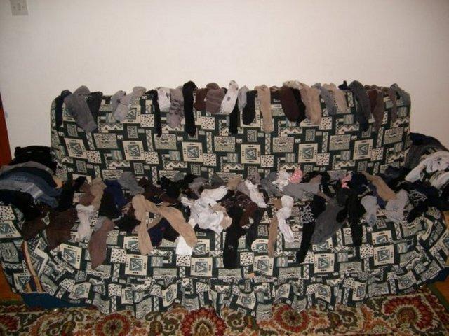 çorap kurutma