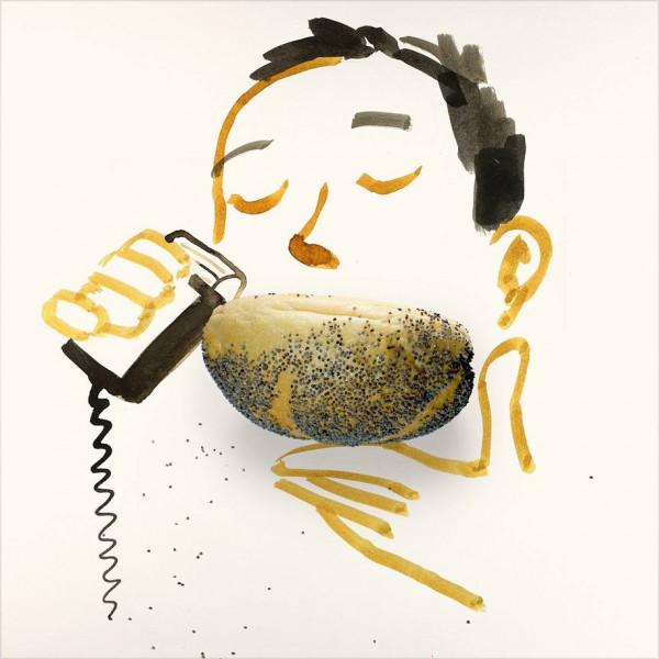 Christoph Niemann basit  yaratıcı çizimler 13