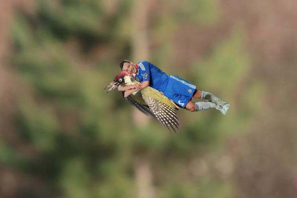 Terry weaselpecker