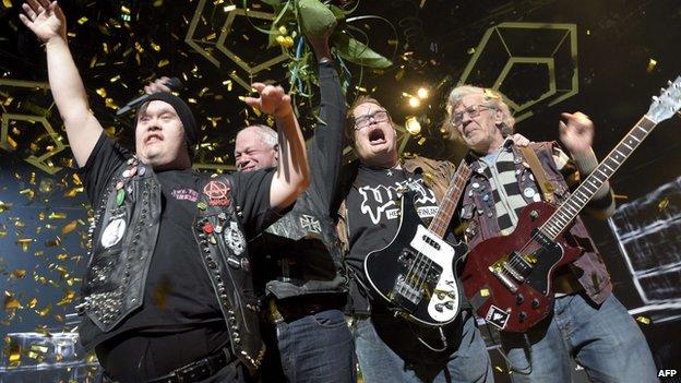 pkn müzik grubu finlandiya