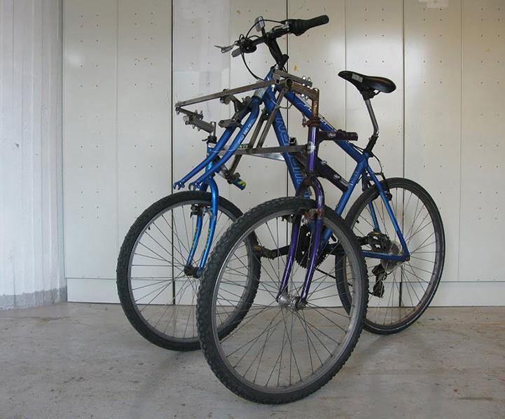 Dinazordan bisiklet yapmak