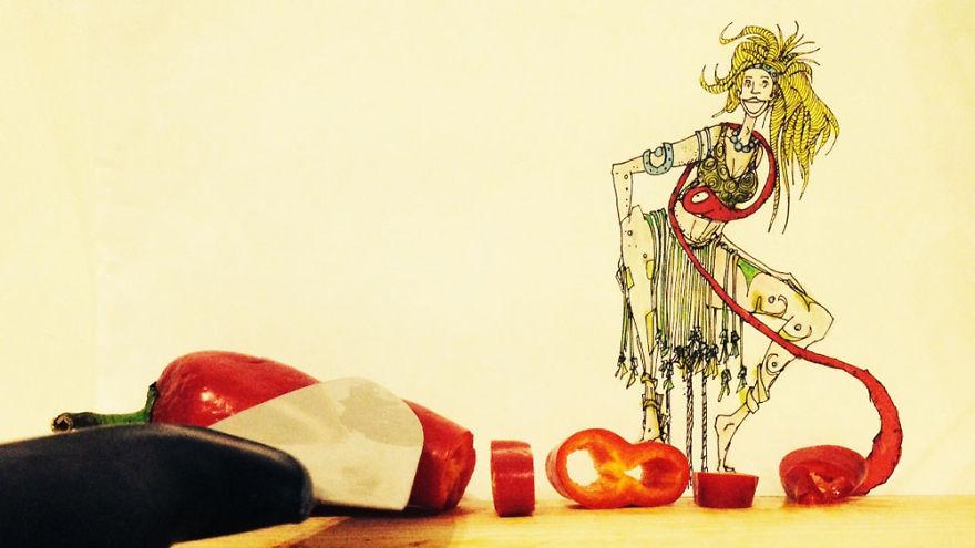 çingen kraliçe