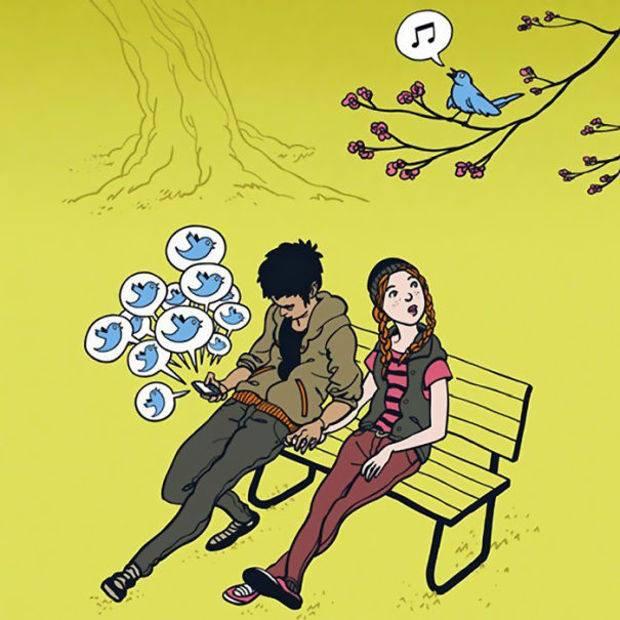 ilişkilere olumsuz etkisi sosyal medya
