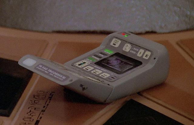 star trek akıllı telefon