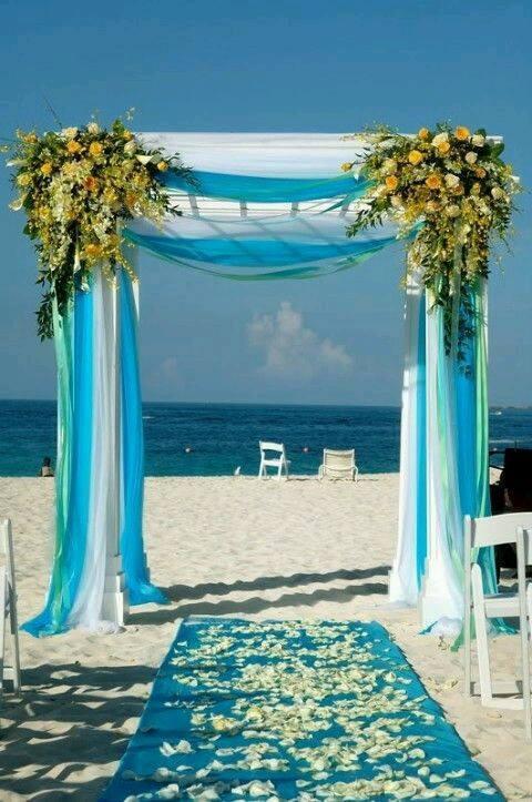 açık hava düğün süsleme