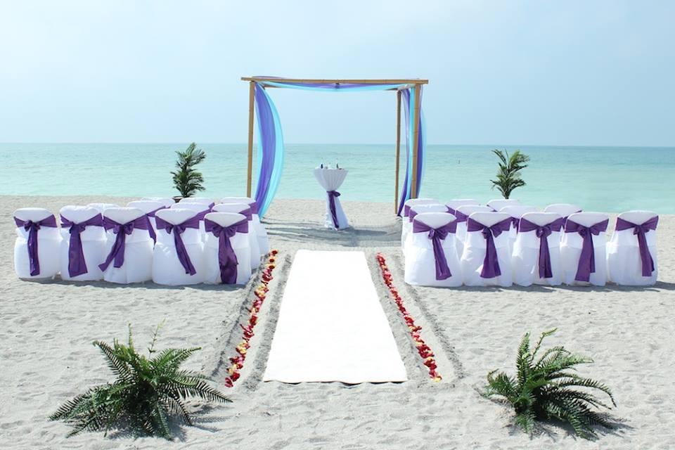 düğün süslemesi