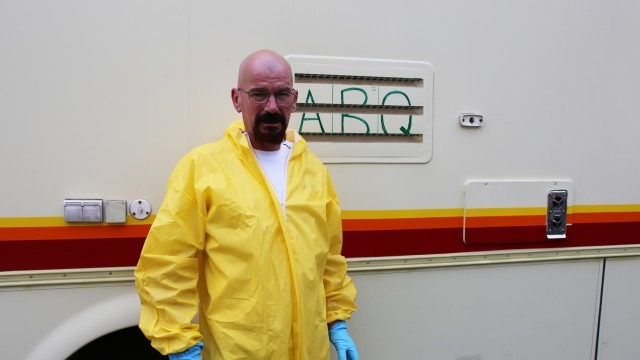 Breaking Bad Temalı Bar 2