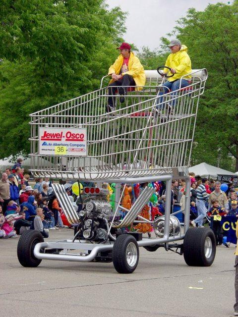 alışveriş arabası