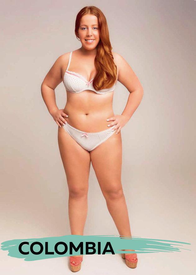 Ülkelere göre ideal vücut ölçüleri 4