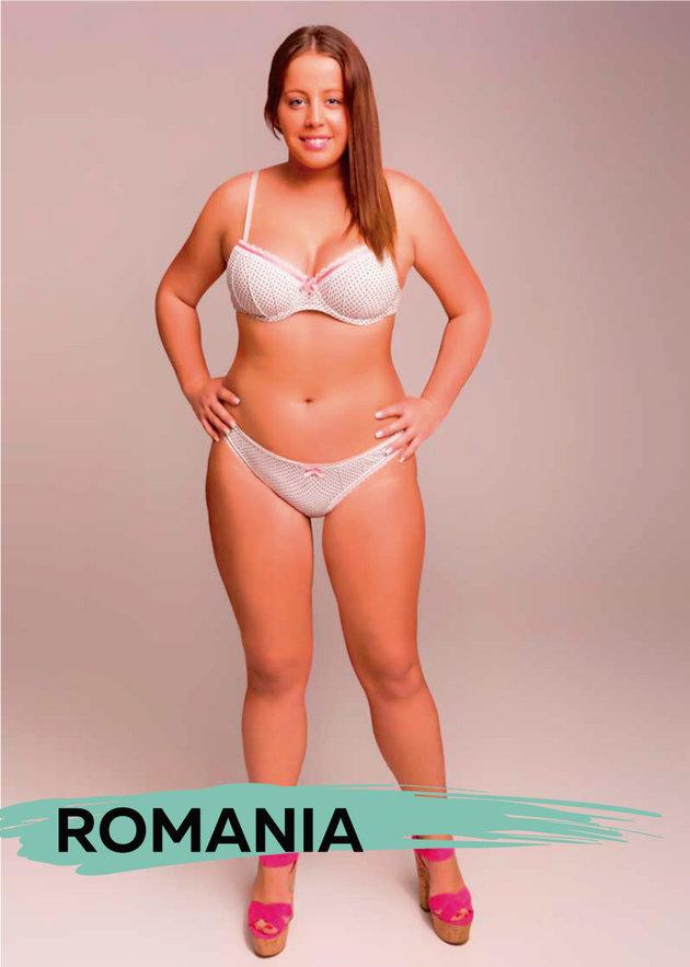 Ülkelere göre ideal vücut ölçüleri 7