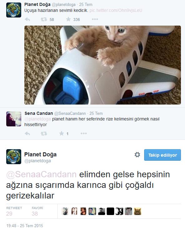 Twitter'daki Planet Doğa Hesabını Çıldırtan 20 Twitter Kullanıcısı 12