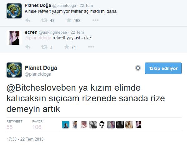 Twitter'daki Planet Doğa Hesabını Çıldırtan 20 Twitter Kullanıcısı 16