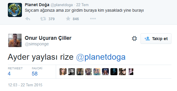 Twitter'daki Planet Doğa Hesabını Çıldırtan 20 Twitter Kullanıcısı 17