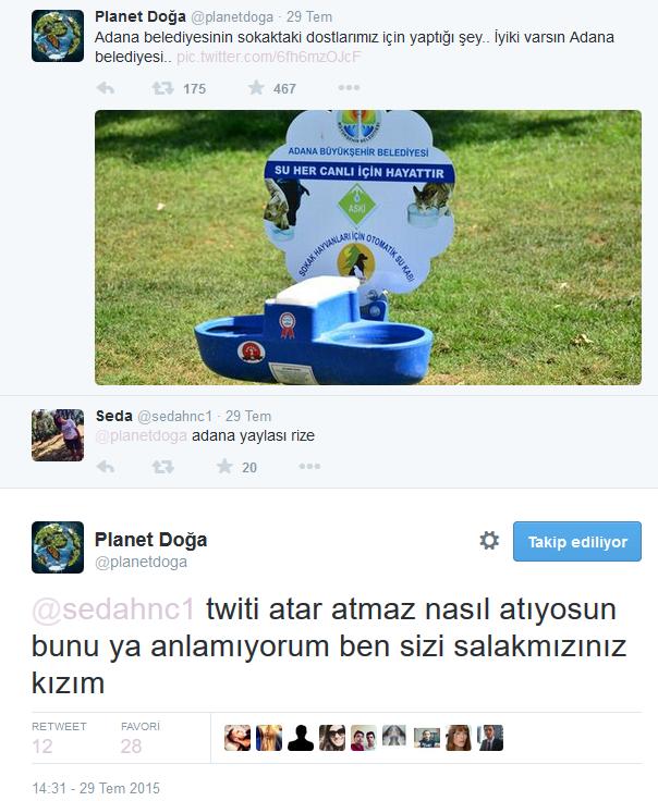 Twitter'daki Planet Doğa Hesabını Çıldırtan 20 Twitter Kullanıcısı 5