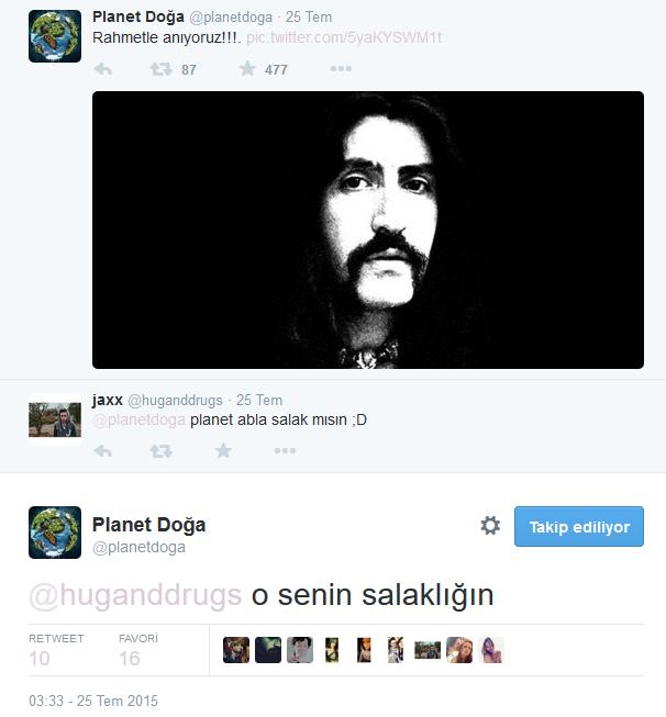Twitter'daki Planet Doğa Hesabını Çıldırtan 20 Twitter Kullanıcısı 7