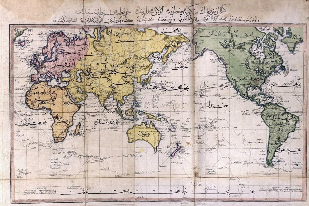 1803'te Osmanlı İmparatorluğu