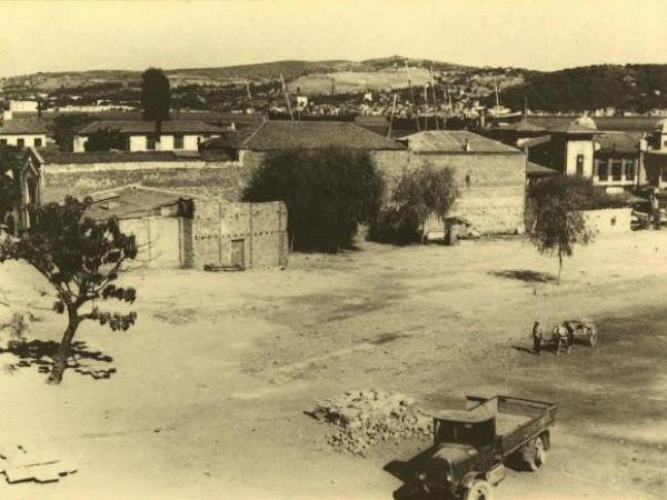 Beşiktaş Meydanı