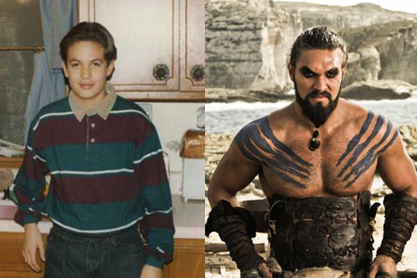 Game of Thrones oyuncularının çocukluk fotoğrafları 4