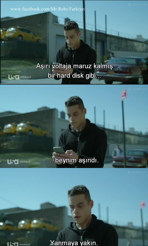 mr robot söz