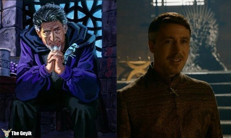 Lord Petyr Littlefinger Baelish