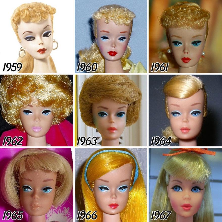 eski barbieler